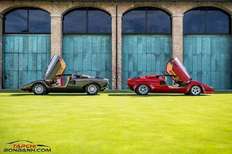 Người vẽ nên kiệt tác Lamborghini Countach: Bí mật đằng sau câu chuyện đó