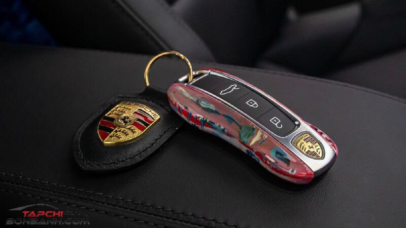 Porsche 911 Carrera độc nhất thế giới của họa sĩ Nelson Makamo