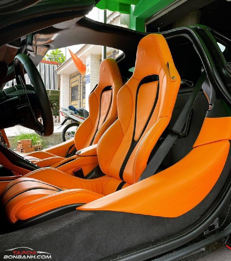 Siêu xe McLaren 720S đầu tiên về nước lột xác từ trong ra ngoài